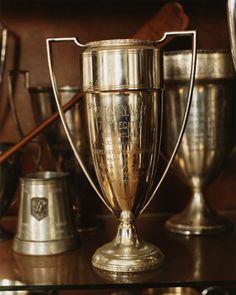Vintage trophies...