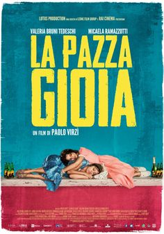 Directed by Paolo Virzì. With Valeria Bruni Tedeschi, Micaela Ramazzotti, Valentina Carnelutti, Sergio Albelli. Two quite different women escape a mental institution to see Tuscany in a stolen car and get to know each other. Latest Movies, New Movies, Movies To Watch, Good Movies, Film 2016, Pier Paolo Pasolini, Thelma Louise, Hd Movies Online, Like Crazy