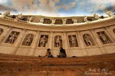 Teatro Olimpico di A. Palladio -VI- Italy