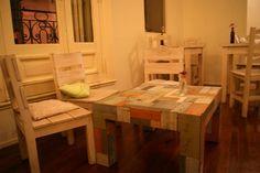 Cute table.