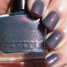 Femme Fatale Cosmetics Swatches & Review