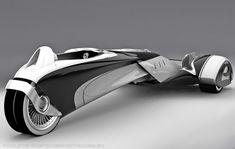 SINGLE SEATER LUXURY SPORTS CAR