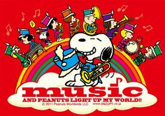 MUSIC - Snoopy Town