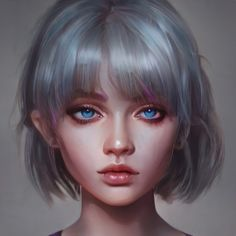 Female Character Inspiration, Orange Butterfly, Kid Character, Digital Art Girl, Character Portraits, Face Claims, Female Characters, New Image, Pretty People