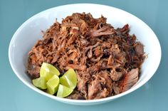 Slow Cooker BBQ: This blog has tons of great Paleo recipes.