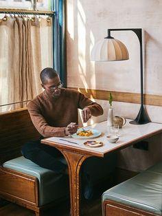 London Classics restaurant interior #restaurantdesign