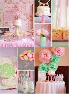 A Mother's Soiree with SO MANY CUTE IDEAS via Kara's Party Ideas | Kara'sPartyIdeas.com