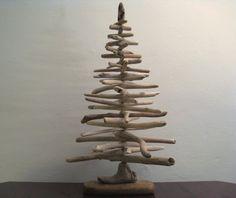 Christmas tree driftwood - su etsy