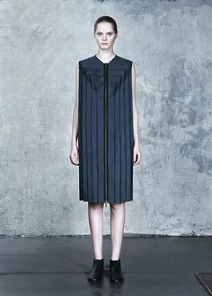 Pleated Dress | Dzhus | NOT JUST A LABEL