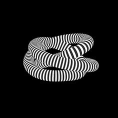 HARDLINE _OpArt Gif Project on Behance