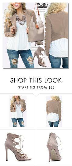 """""""yoins"""" by adanes ❤ liked on Polyvore featuring yoins, yoinscollection and loveyoins"""