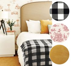 5 ways to style buffalo plaid in our print + pattern series | via coco+kelley