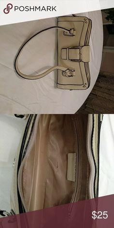 aae63db0d6a5 Coach mini purse Black leather n cloth mini purse size (6x4). Coach ...