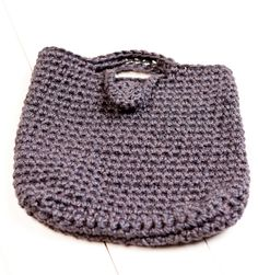 Pouch, Beanie, Purses, Knitting, Hats, Crocheted Bags, Addiction, Patterns, Fashion