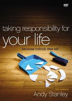 Daily favor blog book of the week for 12017 visioneering gods taking responsibility for your life video study malvernweather Images