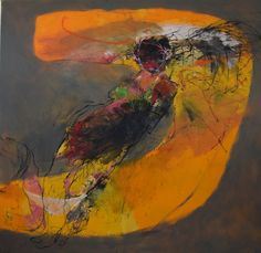 Adel Dauood - Painting, 2015