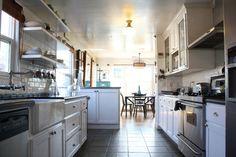My Houzz: Santa Cruz: Jen - beach style - kitchen - san francisco - Shannon Malone