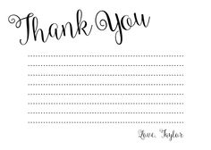 Send a #thankyou note for everyone that came to your #graduation party! CatPrint Design #470