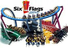 six flags day pass