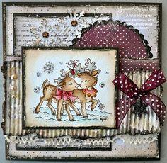Dearest Deer - Stampavie
