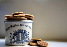 give me stroopwafels