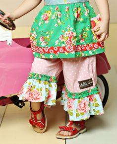 Matilda Jane Clothing ~ Good Hart ~ PRIMROSE RUFFLES #matildajaneclothing #MJCdreamcloset
