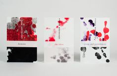 Dostoevsky Book Cover Series    KIYOMI HOSHIKAWA  Book covers for novels of Fyodor Dostoevsky.
