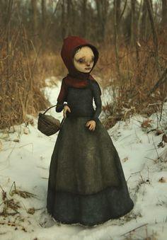 "Scott Radke ""Red Riding Hood"""