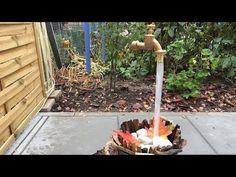 Magischer, schwebender Wasserhahn - DIY - YouTube