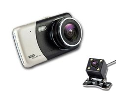 ENKLOV Inch IPS Screen Car DVR Car Camera A: Normally if your dvr camera have squeak sound that should be the inside electricity current not fitable… Dvr Camera, Vehicle Camera, Automobile, Camera Prices, Full Hd 1080p, Dashcam, Car Accessories, Motorcycle Accessories, Fill