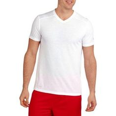 Russell Big Men's Performance Mesh Tee, Size: 5XL, White