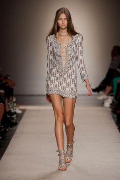 Isabel Marant Spring 2013 #PFW Paris Fashion Week