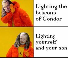 Lord of The Rings memes Lotr, Dankest Memes, Funny Memes, Hilarious, Aragorn, Legolas, J. R. R. Tolkien, Tolkien Quotes, O Hobbit
