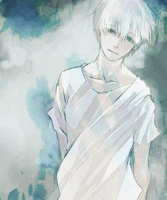 Kaneki Ken ||| Tokyo Ghoul Fan Art by 降島ツカサ