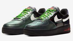 """Your first look at the Nike Air Force 1 """"Vandalized"""" Air Force 1, Nike Air Force, Ghostface Killah, Under The Knife, Exclusive Shoes, Joker, Sneaker Brands, Vans Sk8, Reebok"""