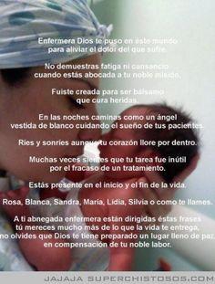 A Las Enfermeras