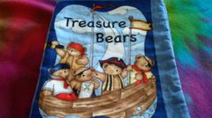 Boys Pirate Book (outside) (LMH)
