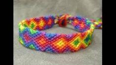 friendship bracelet - YouTube