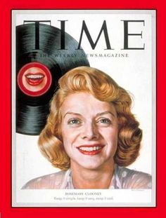 May Bob Dylan walks off the Ed Sullivan Show Time Magazine, Magazine Covers, Rosemary Clooney, The Ed Sullivan Show, My Old Kentucky Home, George Clooney, Tv On The Radio, Tv Radio, Yesterday And Today