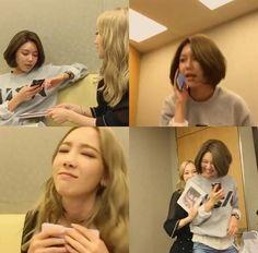 少女時代 テヨン&スヨン、ソロアルバムを渡すミニコントに爆笑「先輩、私のCD…」 - ENTERTAINMENT - 韓流・韓国芸能ニュースはKstyle
