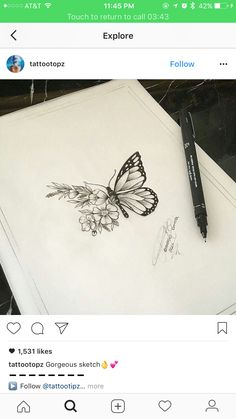REPLACE THE BUTTERFLY WITH A BEE
