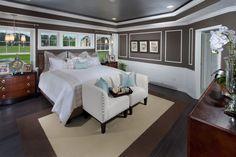 POSSIBILITIES FOR DESIGN | Master Bedroom | Model Home Design