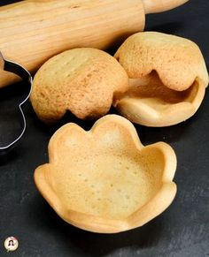 Come fare le barchette di pasta frolla per dolci pasticcini- Ricetta anche Bimby