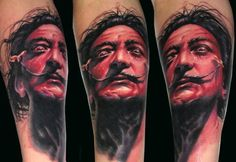 Dali Tattoo - wow!