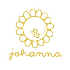 personalized rubber stamp sunflower name by butterflyflystamps, $22.00