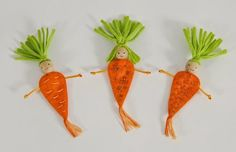 Nuevos kits de fieltro legumbres