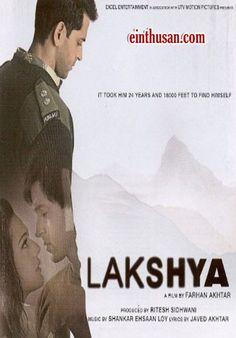 Hrithik Roshan & Preity Zinta in Lakshya Hindi Bollywood Movies, Bollywood Posters, Hindi Movies Online, Movie To Watch List, Book Tv, Indian Movies, About Time Movie, Hrithik Roshan, Film Posters