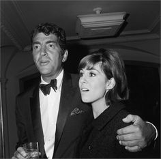 Dean & Deana Martin, 1965 -web source - MR