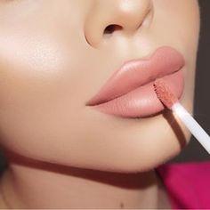 luscious lips! love the lipstick