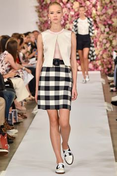 Oscar de la Renta Spring 2015 Ready-to-Wear - Collection - Gallery - Style.com